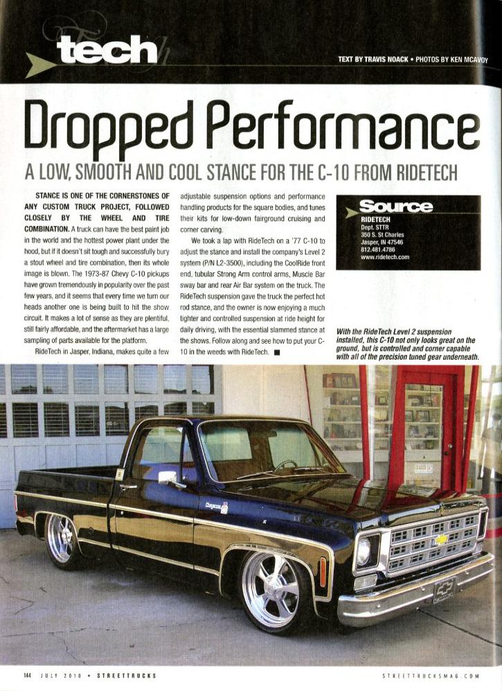 73 87 Com Dedicated To 73 87 Full Size Gm Trucks